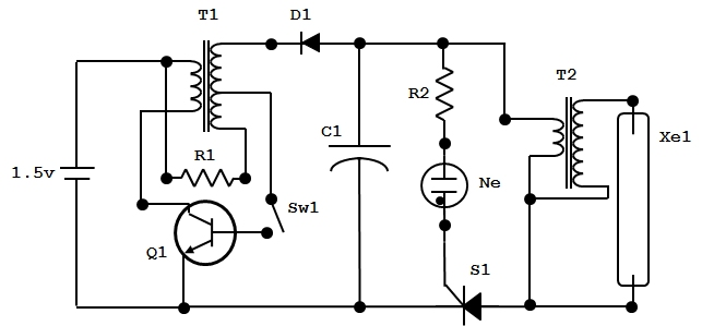 Plasma_Tube_Schematic diorama castle lvl1 Light Switch Wiring Diagram at webbmarketing.co